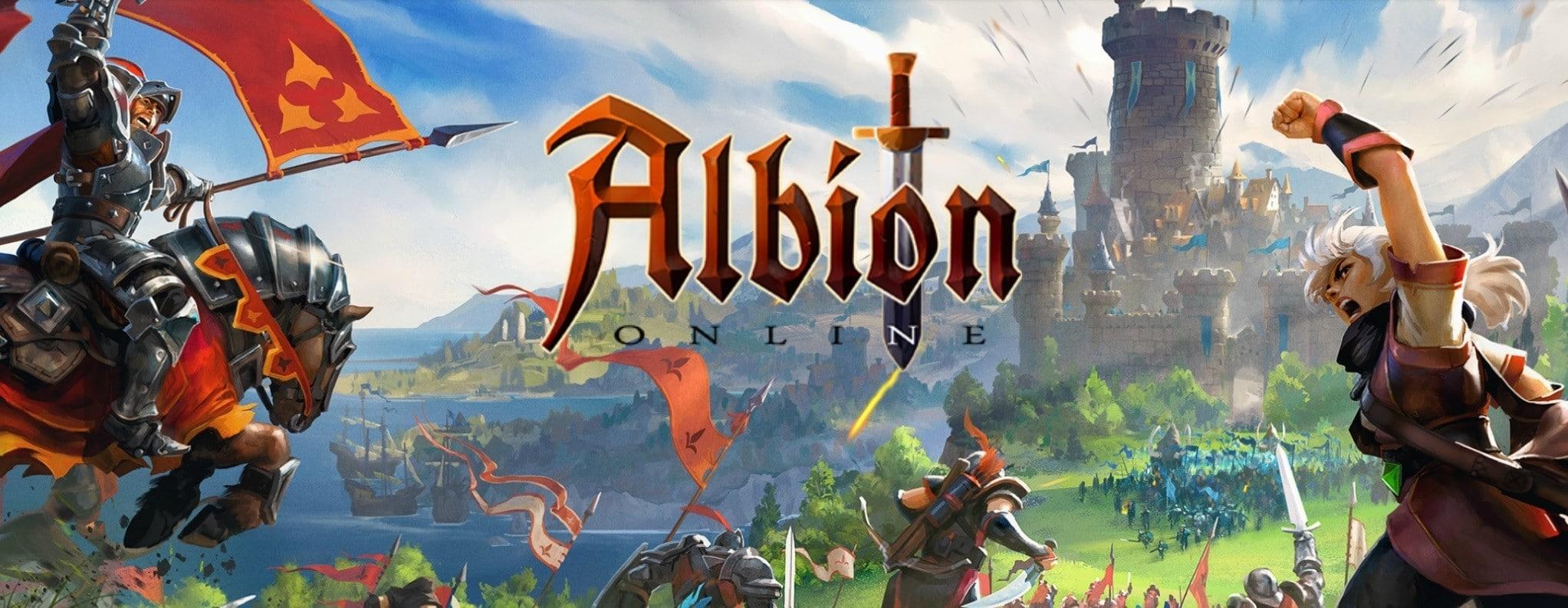 Albion Online Güncelleme