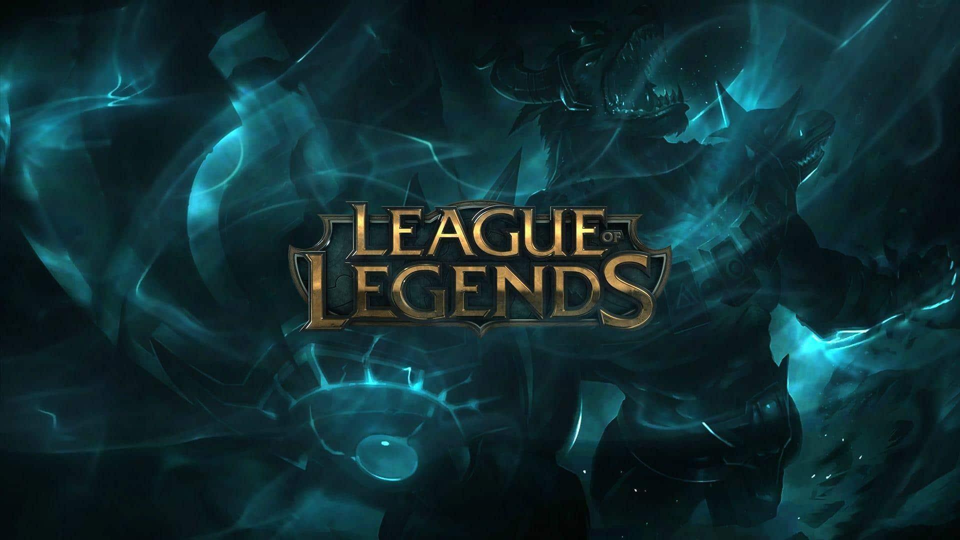 League of Legends Seçim Ekranı