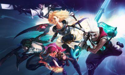 League of Legends Patch Notları