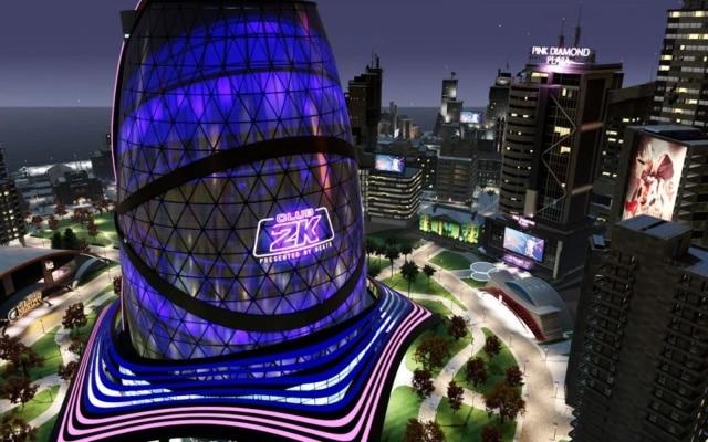 NBA 2K21 The City
