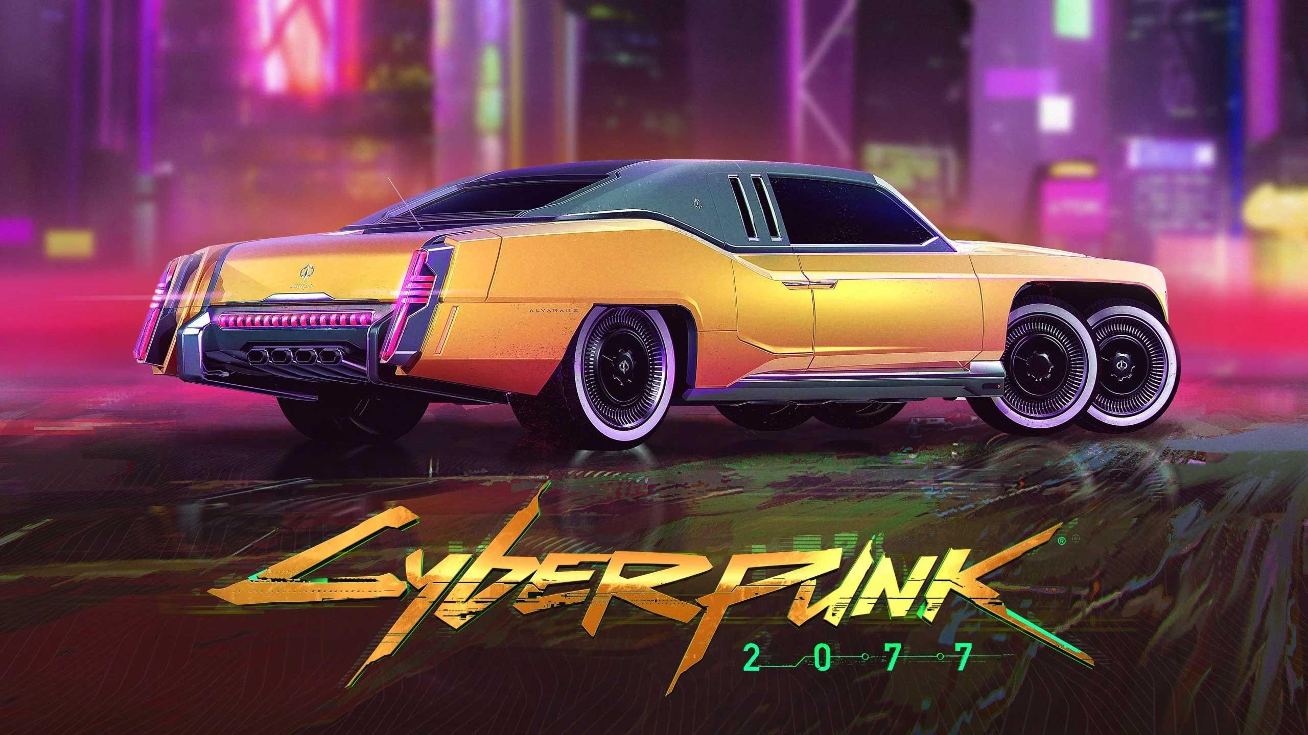 Cyberpunk 2077 Güncelleme