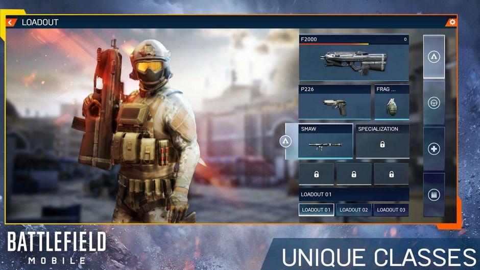 Battlefield Mobil Oyunu Detayları