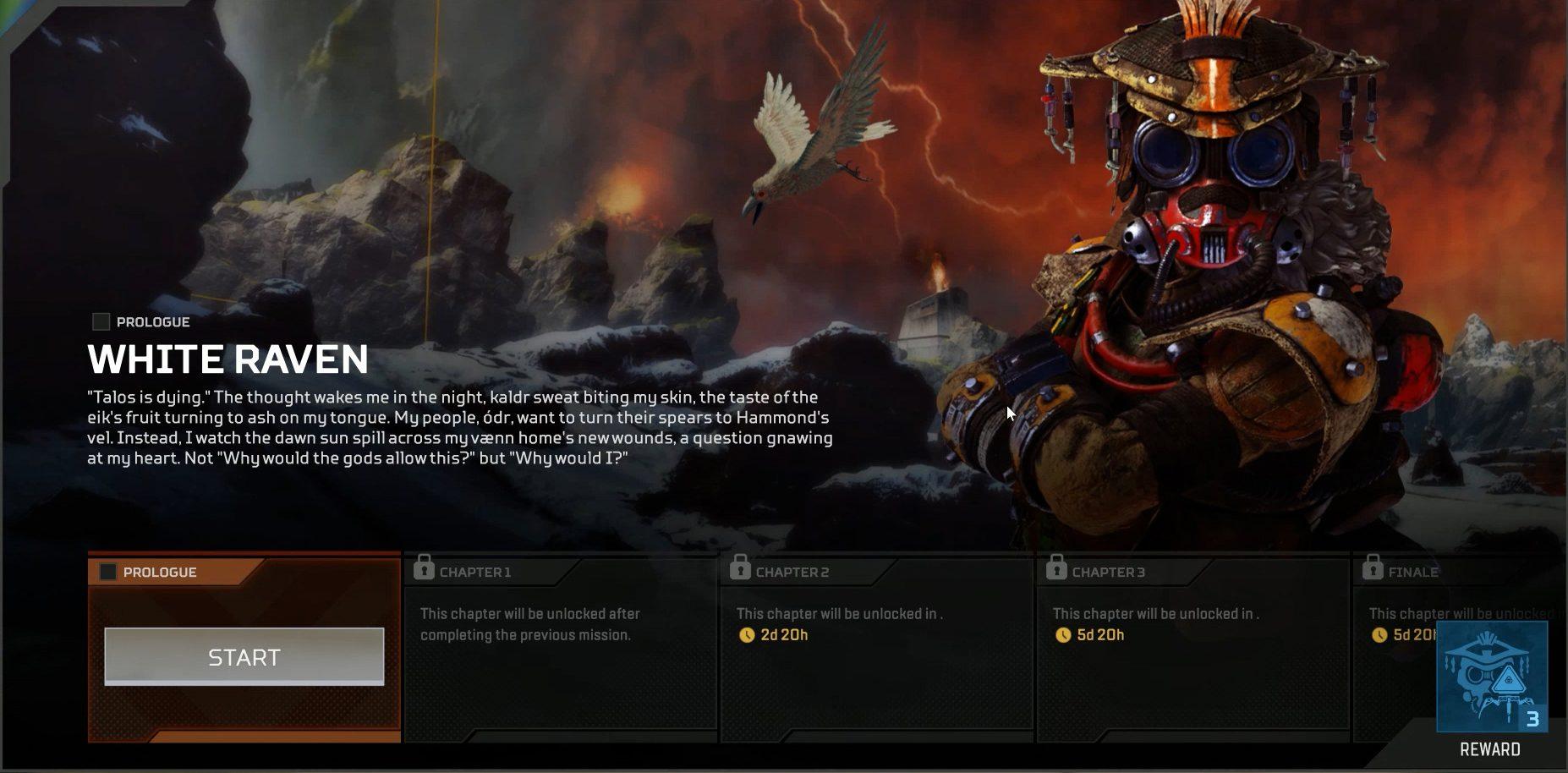 Apex Legends Yeni Etkinlik
