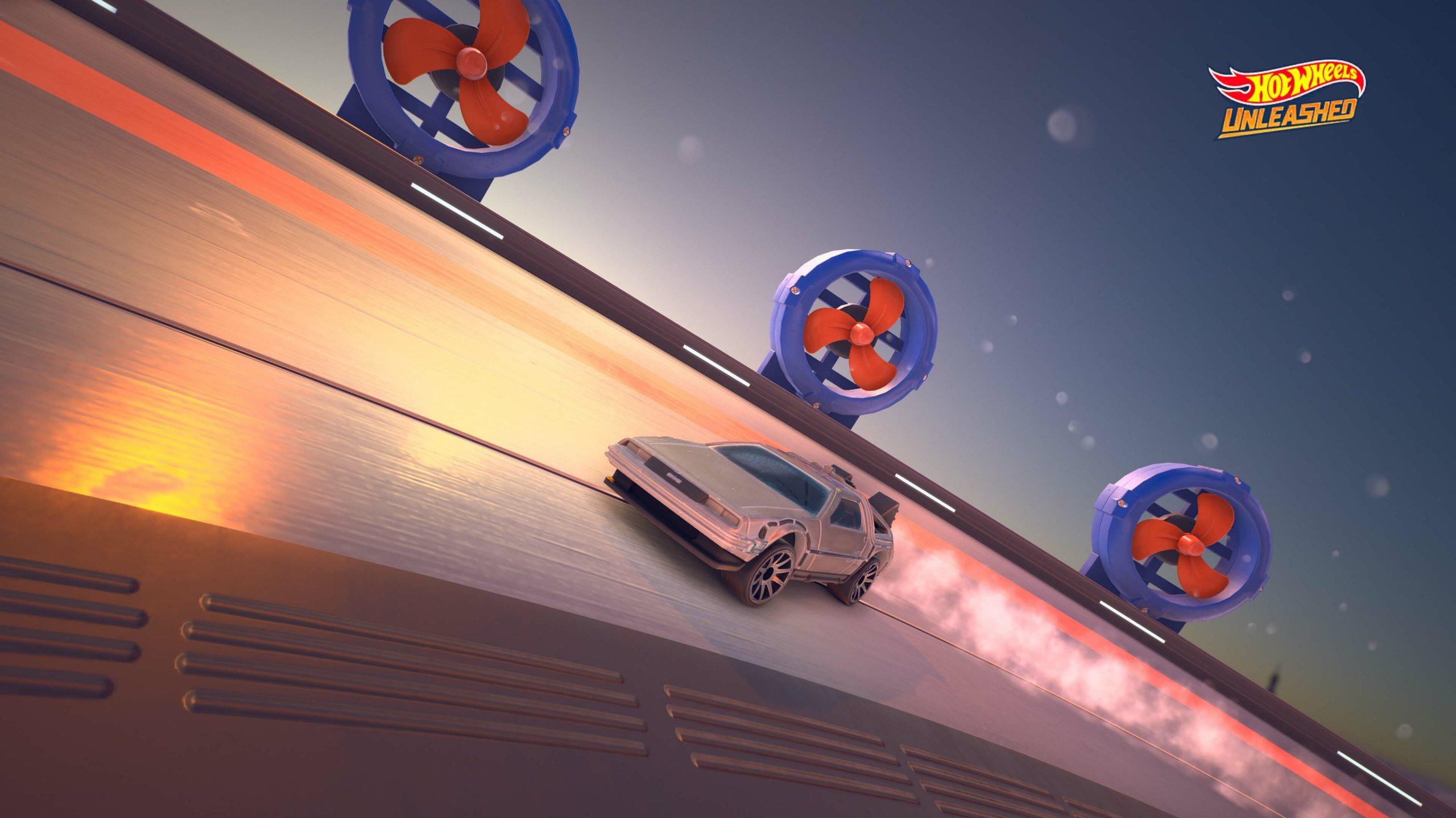 Hot Wheels Unleashed İnceleme - Toybox Drift
