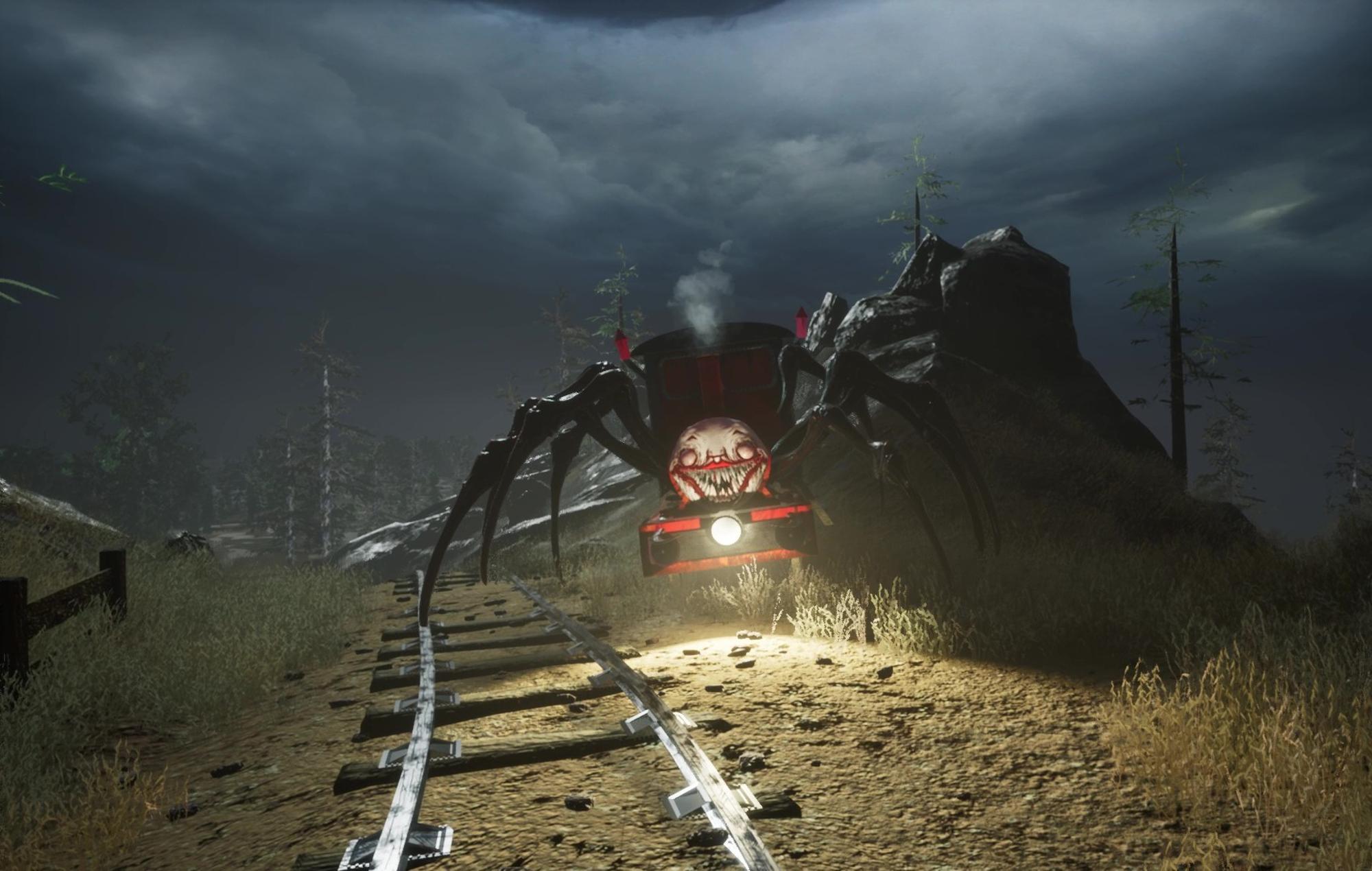 Choo-Choo Charles, Yeni Açık Dünya Korku Oyunu